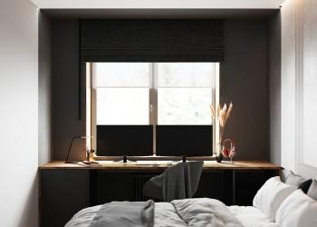 Black apartment_10