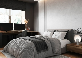 Black apartment_1