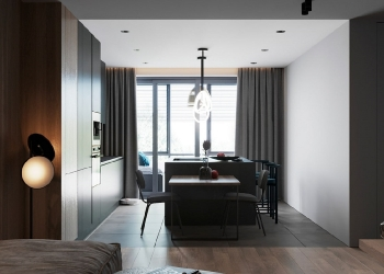 Black apartment_3