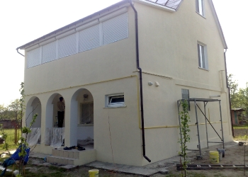 Реконструкция дома с.Калиновка