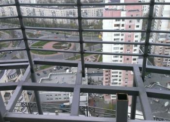 Монтаж балкона на Оболони