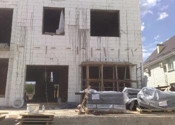 Облицовка дома в Белогородке