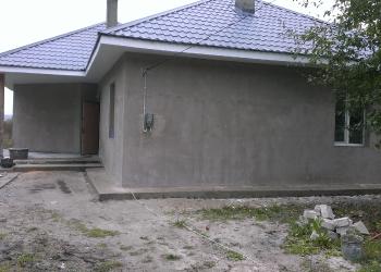 Строительство дома в с. Забуянье