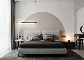 Grey bedroom_1